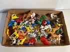 toy plastic farm animals