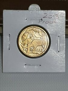 2013 Proof $1 Dollar Coin
