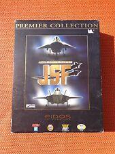 JSF Joint Strike Fighter - Box PC Spiel - Retro / Kult