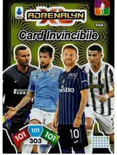 PANINI ADRENALYN XL CALCIATORI 2020-2021 N. 466 CARD INVINCIBILE