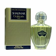 GUERLAIN SHALIMAR EAU DE COLOGNE REUSABLE SPRAY 75 ML/2.5 FL.OZ. NIB