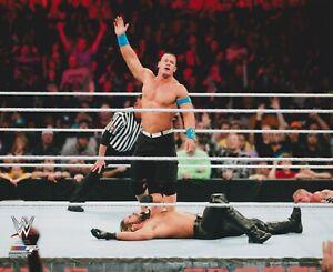John Cena Finisher photo file 8x10 Photo WWE fast and furious 9 Hustle Respect