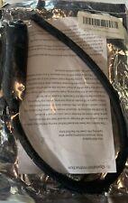 Adult Silica Gel Urethra Massager (black Longer 7.5mm