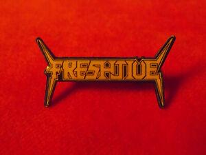 Freshjive Logo  Button Badge   unbenutzt