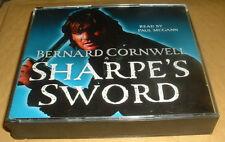 Sharpe's Sword: The Salamanca Campaign by Bernard Cornwell 3 CD AUDIO BOOK