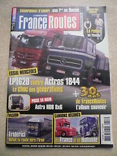 France Routes n° 343 Avec POSTER GEANT MACK TITAN. ASTRA HD8 86.48. TRANSALP