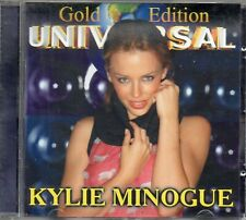 "CD KYLIE MINOGUE  "" GOLD EDITION "" 20 TITRES RUSSIE"