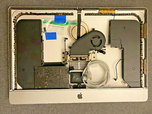 """iMac 27"""" A1419 Late 2012 Case Rear Housing With Many Components"""