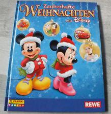 Zauberhafte Weihnachten mit Disney  Sammelalbum mit Stickern