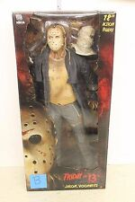Neca Reel Toys Friday the 13th Jason Voorhees 18in Figure