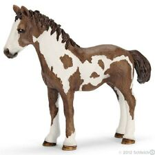 Schleich - PINTO YEARLING Horse Farm Animal 13695 - *New*
