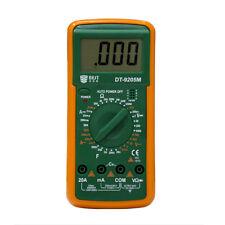 best DT9205M LCD AC-dc Volt amp Ohm elektrische digital Multimeter