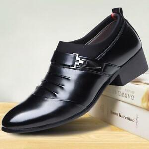 Zapatos para Hombre de Vestir Moda Nueva 2021 Formales de Cuero de Lujo Oficina