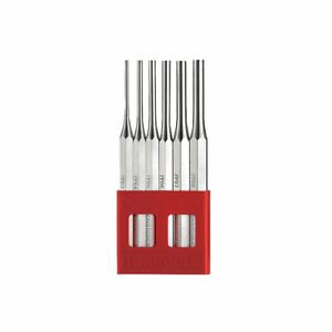Teng Tools PPS06 6 Piece Parallel Pin Punch Set