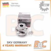 REAR WHEEL BEARING KIT OPEL CHEVROLET VAUXHALL SAAB OEM 13580135 SKV GENUINE HD