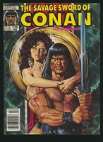 The Savage Sword of Conan The Barbarian #170