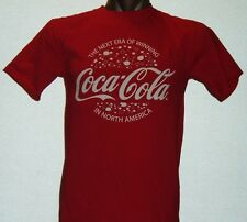 "Coca-Cola COKE The Next Generation of Winning -  (19"" wide ) Medium T-shirt"