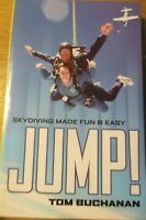 Jump Tom Buchanan pb Sky Diving MadeFun & easy