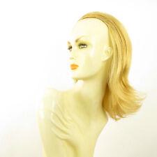 DT Half wig HairPiece extensions light golden blond 15.7  REF :18/lg26