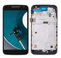 For Motorola Moto G4 Play XT1609 XT1601 XT1602 LCD Screen Touch Glass+Frame USPS