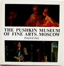 Pushkin Museum of Fine Arts Moscow Paint by Antonova, Irina Book The Cheap Fast