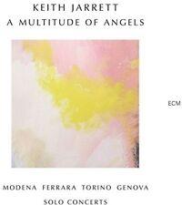Multitude Of Angels - 4 DISC SET - Keith Jarrett (2016, CD NEUF)