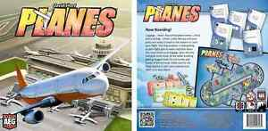 Planes Board Game by AEG
