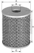 Filtre à huile Mann Filter pour RENAULT TRUCKS (RVI): Serie JL, Serie S, AHLMAN,