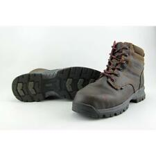 Wolverine Piper WP Lace-Up Women US 8 W Brown Work Boot Pre Owned  1332