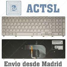 TECLADO ESPAÑOL para DELL Inspiron 17-7737 Series