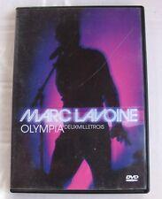 DVD MARC LAVOINE - OLYMPIA 2003