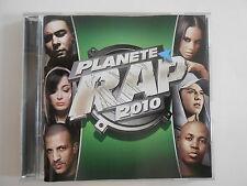 PLANETE RAP 2010 : 2 CD avec LA FOUINE, PITBULL, ROHFF, DRAKE