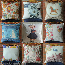 Cartoon Not Personalised Decorative Cushions & Pillows