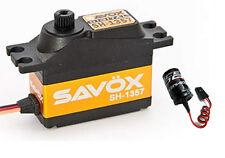 Savox SH-1357 Super Speed Mini Digital Servo w/ Free Glitch Buster