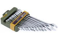 Proxxon 23820 Ring-Maulschlüssel Satz 12-tlg. Ringschlüssel Set Werkzeug Halter