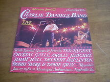 VARIOUS ARTISTS - VOLUNTEER JAM 7 HOSTED BY THE CHARLIE DANIELS BAND