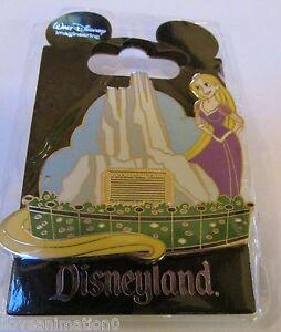Disney WDI Rapunzel at Disneyland Rapunzel at the Petrified Tree Pin