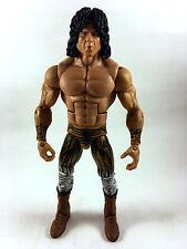 Jimmy Superfly Snuka WWE Mattel Elite Legends Series 2 Figure Flashback WWF