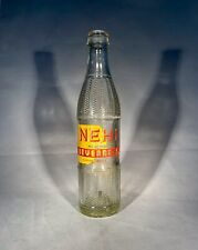 "Vintage Nehi Beverages Soda Bottle-Griffin, GA-9.25""-Circa 1950"