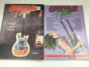 Guitar Power Books - Volume 2 & 3 - Sheet Music Book  - Guitar TAB - Vintage -