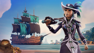 Sea of Thieves - Nightshine Parrot Bundle Xbox One / Windows 10
