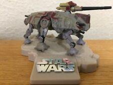 Hasbro Star Wars Titanium Series Die-Cast AT-TE Model--2008 Version