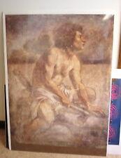 JD PARRISH Art Print Japeth Rennaissance Male Figure Poster