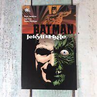 Batman Jekyll And Hyde TP Graphic Novel 2008 DC Comics