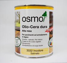 OSMO OLIO-CERA DURA 0.750 L PER LUCIDATURA RESINA, LEGNO