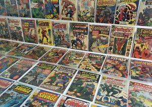 50 Marvel Silver Lot  Daredevil 18 Strange Tales of Suspense Captain America 100
