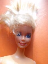 1966 - BARBIE MATTEL - Philippines - NUE - BLONDE - 2 PHOTOS - (54)