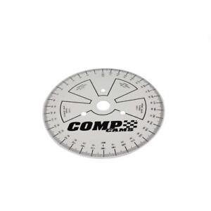 COMP Cams Engine Camshaft Degree Wheel 4787;