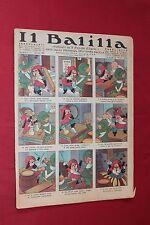 rivista a fumetti IL BALILLA Supplemento Popolo d'Italia ANNO XIII N.11 (1935)