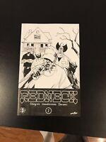 Redneck #1 Image 25th Anniversary Blind Box Black & White Variant